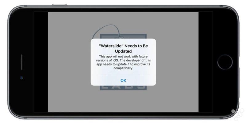 iOS 11或支持64位应用