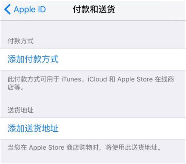 Apple付款
