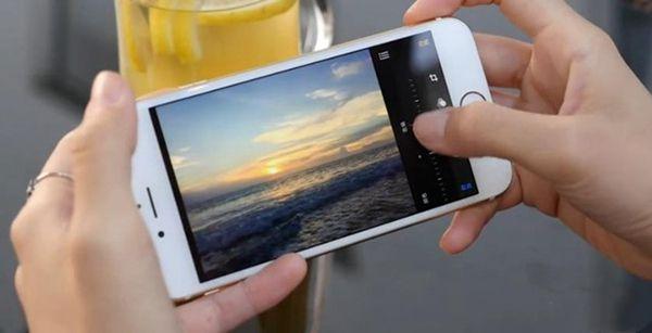 使用iPhone拍照的六大技巧!花式撩妹!