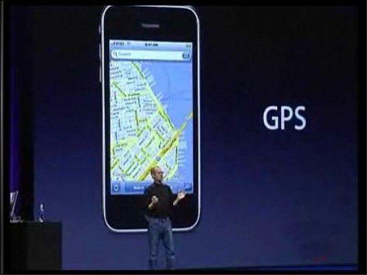 iPhone的GPS