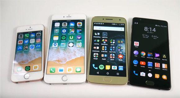 iPhone比安卓好