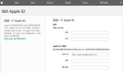 Apple ID密码忘记了