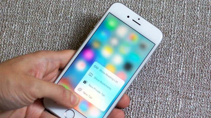 iPhone屏幕失灵