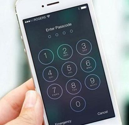 解锁iPhone