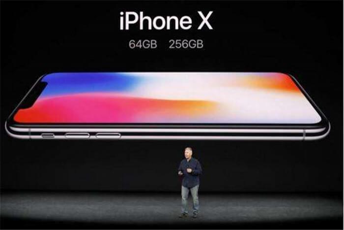 iPhone X内存