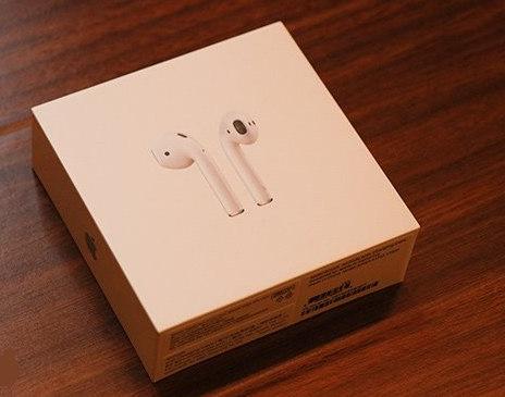 iPhone蓝牙耳机