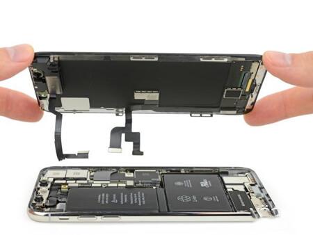 iPhone X主板