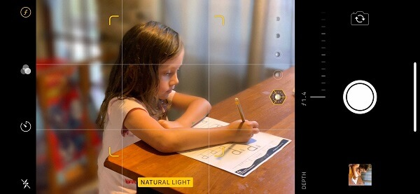 iOS12 系统技巧使用:如何拍出景深效果?