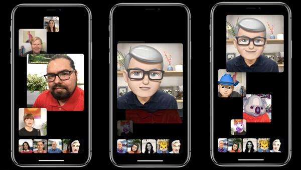 苹果公布iOS12.1将带来FaceTime 群聊:iPhone XS/XR 带来双卡支持